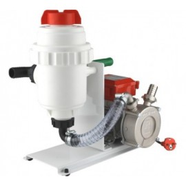 Elektriskais pumpis-filtrs MESH 5000 NOVAX