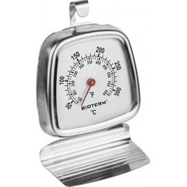 Profesionalus termometras už orkaitėje (+50°C...+300°C)