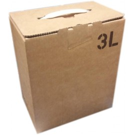 Bag-in-box 3L with a handle