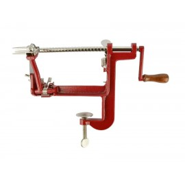 Apple peeler manual table-screw