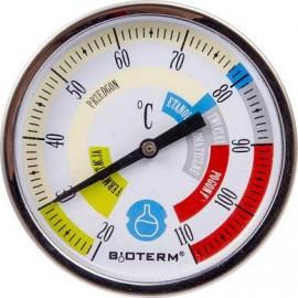 Distiliacijos termometras (+20C...+110C)