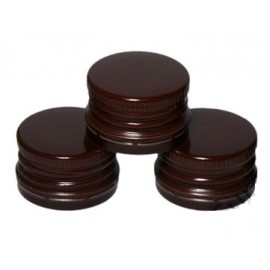Lid ?28mm for bottles with thread (8 pcs.)