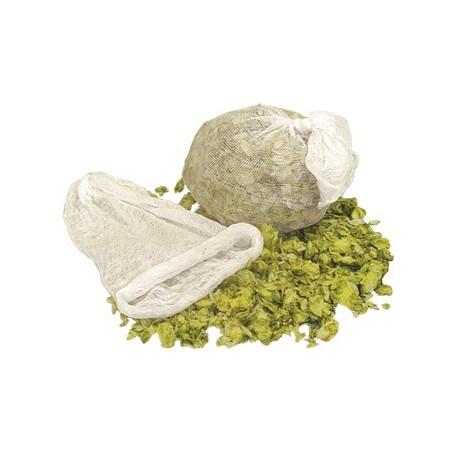 Muslin hop boiling bags 10 pieces