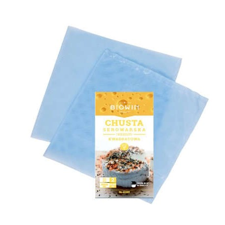 Cheesecloth 50cm x 50cm, 2 pcs.