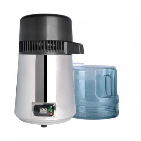 Ūdens destilātors AQUASTILL ar digitālo temp. regulēšanu