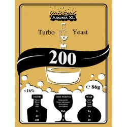 Turbo Yeast AromaXL 200 Turbo