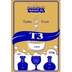 Turbo pärm piirituse AromaXL T3