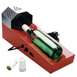 Veinipudelite termokapslite kütteseade
