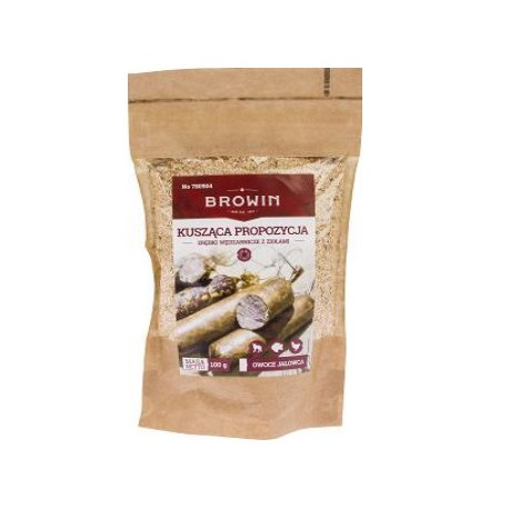 Smoking wood chips with herbs 100g