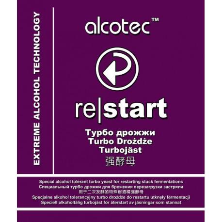 Turbo raugs  Alcotec Re-Start