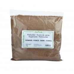 Cukurniedru cukurs tumšais 1 kg