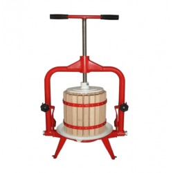 Frame fruit press 18L