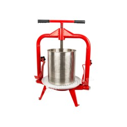 Frame fruit press 14L