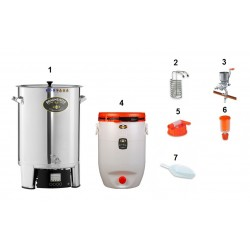 50 liters Braumeister kit