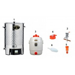 20 liters Braumeister PLUS kit