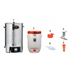 50 liters Braumeister PLUS kit