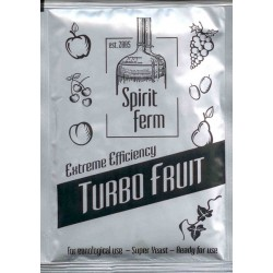 Turbo yeast FRUIT Spiritferm 40g