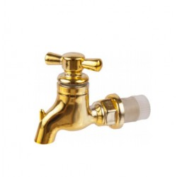 Plastic tap for decorative glass barrel 2-3,8L