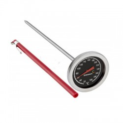 Termometras mėsos valgių ir dūmų 20°C+300°C 200mm