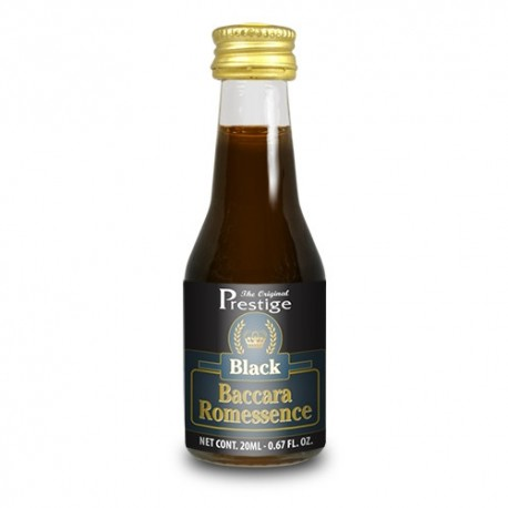 Prestige Baccara Black Rum esence 20ml