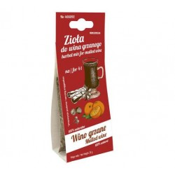 Mulled wine spice mix for 4L