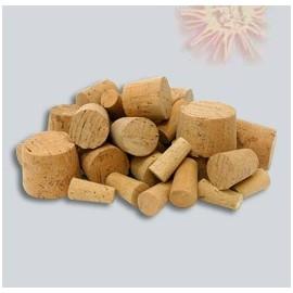 Natural cork Ø23/18mm