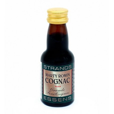 Strands Marty Romin Cognac essence 25ml (for 750ml)