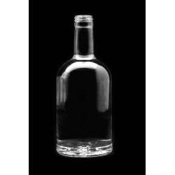 Stikla pudele DOM 700ml ar vītni Ø28mm 8gb/iepak.