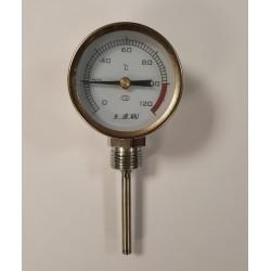 Термометр +0°+120°C