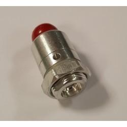 Overpressure relief valve