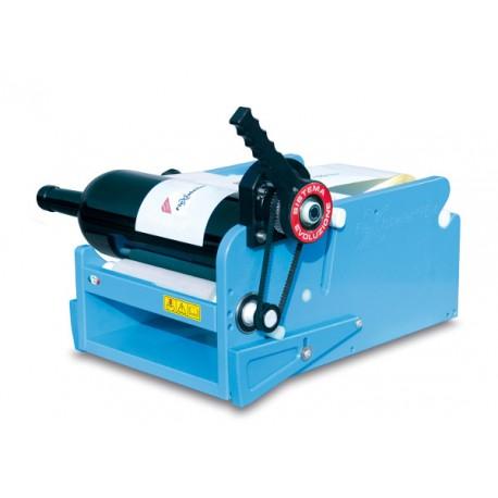 Manual machine for labeling FleXlabeller EVO magnum