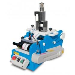 Pusautomātiska machine label suuruse FleXlabeller, PE-ET