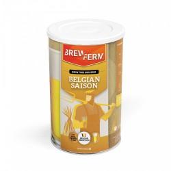 Пивной солодовый экстракт BREWFERM Belgian Saison на 15л