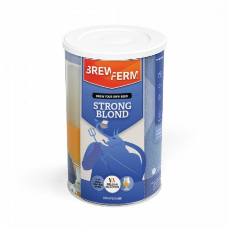 Brewferm beer kit Strong Blond for 9L