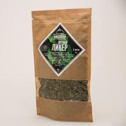 Taste additive for distillates - Mint liqueur 60g for 2L