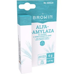Alfa-Amilazės 4g