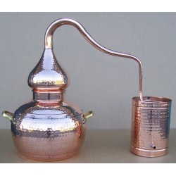 Destilācijas aparāts Coppers Traditional Alembic Still  3L