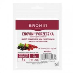 Wine yeast ENOVINI Currant 7g