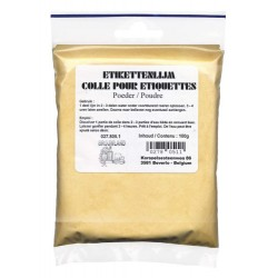 Label glue powder 100g