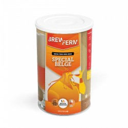 Beer kit BREWFERM Special Belge for 12L ABV: 6.1%