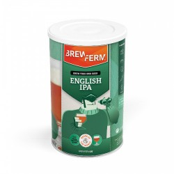 Beer kit BREWFERM English IPA for 12L ABV: 6,5%