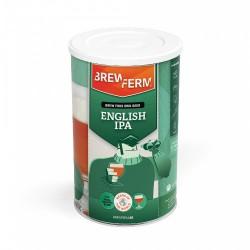 Пивной солодовый экстракт BREWFERM English IPA на 12л. ABV: 6,5%