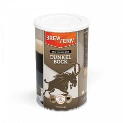 Пивной солодовый экстракт BREWFERM Dunkel Bock на 12л ABV: 6,6%