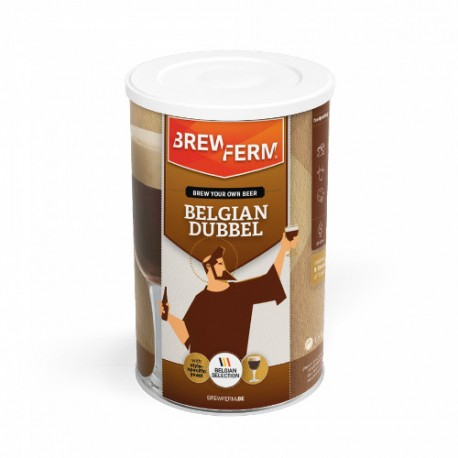 Alaus salyklo ekstraktas BREWFERM Belgian Dubbel