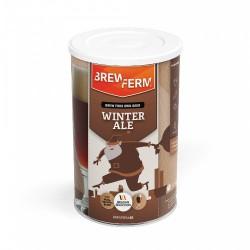 Пивной солодовый экстракт BREWFERM Winter Ale на 7л ABV: 6,8%