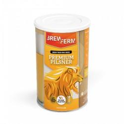 Пивной солодовый экстракт BrewFerm Premium Pilsner на 12л ABV: 6.5%