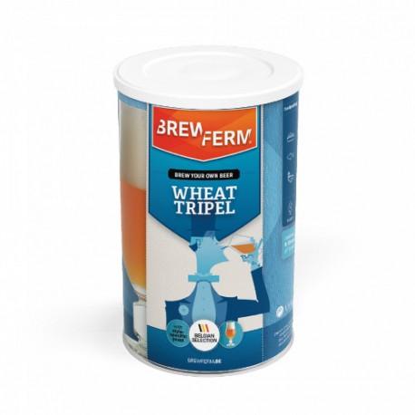 Пивной солодовый экстракт BrewFerm Wheat Tripel на 9л ABV: 8%