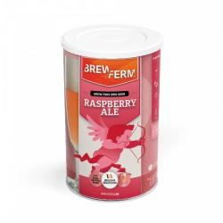 Пивной солодовый экстракт BREWFERM Raspberry Ale (малиновый эль) на 12л ABV: 6%