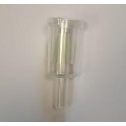 Cylindrical airlock Ø10 - 75mm