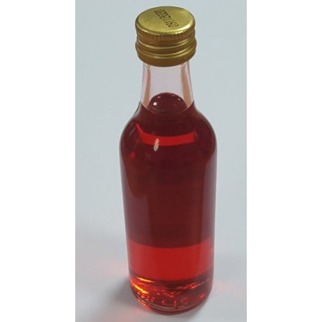 Flavor additive for wine with strawberry taste, for 23l